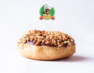 Dough Man Doughnut : Chocopea