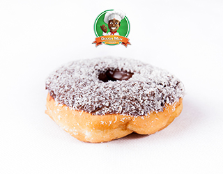 Dough Man Doughnut : Choco'Nut